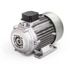 Электродвигатель с муфтой